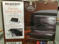BRAND NEW ELECTRIC OVEN & GRILL with Rotisserie