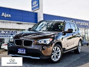 2012 BMW X1 *xDrive28i|AWD|Heated Seats|Xenon Headlights