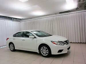 2016 Nissan Altima 2.5S SEDAN w/ A/C, CRUISE, POWER GROUP!