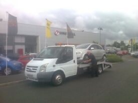 Car Recovery & Transportation - Car Collection & delivery, Garstang, Preston, Blackpool, Lancaster.