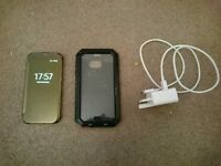 FREE DELIVERY!! Samsung Galaxy S6 SM-G920F Gold locked to EE