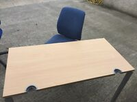 **Quality small office desk & chair package £120