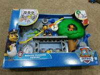 NEW Paw Patrol Rescue Training Centre