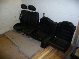 Vw Corrado Full leather interior