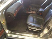 E39 BMW 530 D SE Diesel Automatic full black leather interior