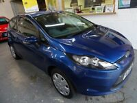 2009 FORD FIESTA 1.25 STYLE 3DOOR, HATCHBACK, CLEAN CAR, DRIVES VERY NICE, CHEAP CAR TO RUN