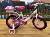 Free for a good home: Used Apollo Pixie kids bike