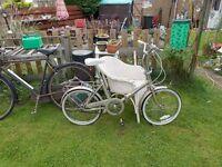 BSA folding bicycle