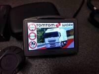 TOMTOM GO 920T SAT NAV GPS TRUCK/trucker/hgv/lorry/bus - LATEST 2018 MAPS