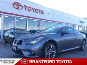 2011 Infiniti G37X S, AWD, One Owner Trade in, Caproof Clean