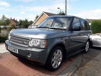 2006 Land Rover Range Rover Vogue 4.4 5 door petrol 6 speed auto