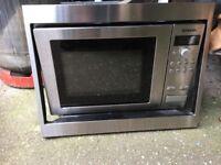 Siemans Microwave oven