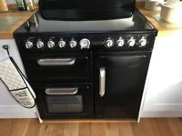 ** 1.5 YEAR OLD RANGE COOKER ELECTRIC LEISURE - for repair **