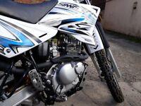 125cc Sinnis Blade