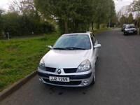 Renault Clio 2005 1.2 petrol