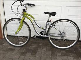Ladies girls bike bicycle Raleigh Cruz