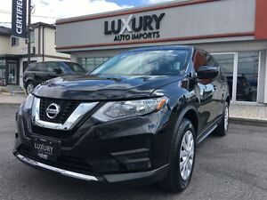 2017 Nissan Rogue S-AWD-CAMERA-ONLY 18 k