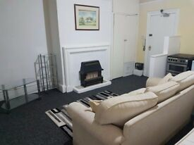 Modern self-contained fully furnished studio flat is available-Preston New Road-Blackburn- £70 week