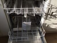 AEG integrated dishwasher full size, excellent condition