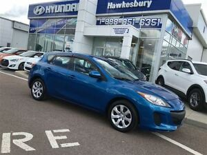 2013 Mazda MAZDA3 GX**LOTS OF ROOM***