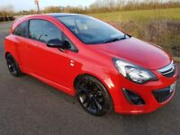 2013 VAUXHALL CORSA 1.2 I 16V LIMITED EDDITION 54K WARRANTED MILES IN EXCELLENT CONDITION