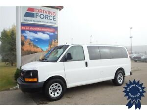 2013 GMC Savana 1500 8 Passenger SL All Wheel Drive - 82,769 KMs