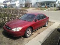 2002 ford Taurus for sale great car