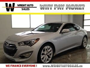 2015 Hyundai Genesis Coupe 3.8| LEATHER| NAVIGATION| SUNROOF| 7,