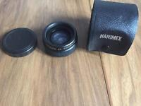 Hanimex Auto 2x Teleconverter With leather holder