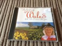 The Best of Wales CD
