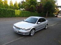 2007 Jaguar X type 2.0 d diesel, EXCELLENT CONDITION, RARE SPEC family car not bmw audi estate vw