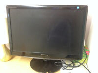 Samsung Monitor 21 inch LED