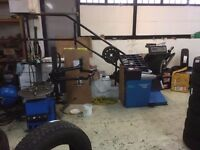 Tyre shop for sale