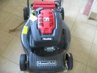 bran new mount field mower