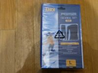 Brand new-thermals-set,includes-top-and-trousers-black-for-age-10-12-snowpro