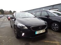 VOLVO V40 D2 Cross Country Lux 5dr Powershift Auto (black) 2014