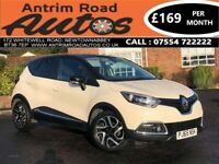 2015 RENAULT CAPTUR DYNAMIQUE S NAV 0.9 ** SERVICE HISTORY ** BUY FROM HOME TODAY GET FREE DELIVERY