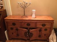 Beautiful storage cabinet- very spacious, in good condition.