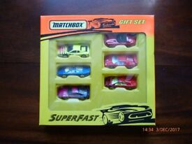 Matchbox Superfast Set