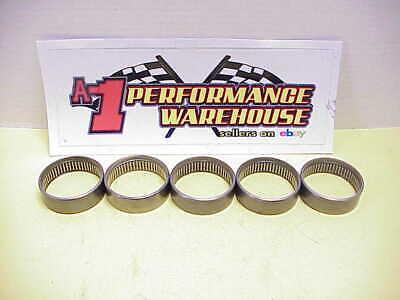 5 Needle Roller Cam Bearings 2.125 X 2.375 X .745 Nascar