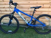 "Boys 24"" Saracen Tufftrax Mountain Bike"