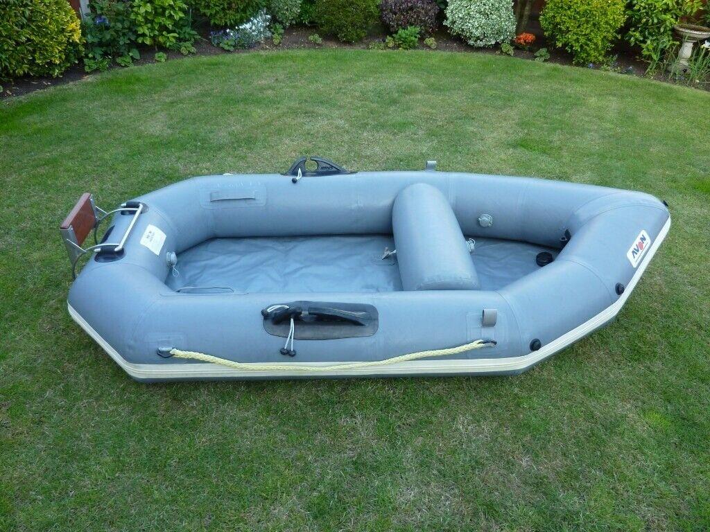 Avon Redstart 8ft Inflatable Dinghy | in Christchurch, Dorset | Gumtree