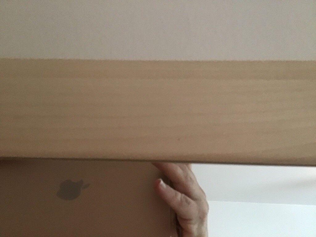 01f3f3510a62 Large wall mirror light oak