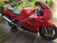 VFR750 £600ono, spares or repairs.