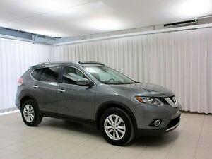 2016 Nissan Rogue FEAST YOUR EYES ON THIS BEAUTY!! SV AWD SUV w/