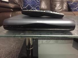 SKY HD BOX DRX595-C WITH REMOTE