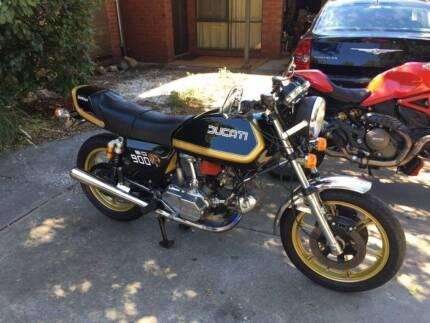 1982 Ducati SD 900 Darmah