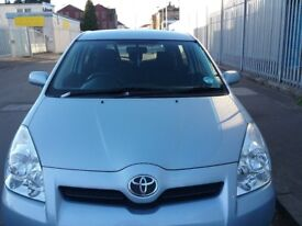 Toyota Corolla Verso Petrol 1.8 One Year MOT Excellent Condition Throughout Great Family Car no Rust