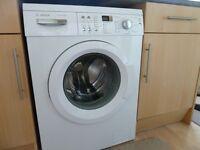 BOSCH VarioPerfect Washing Machine WAQ283S1GB, White, 3yrs old, VGC hardly used