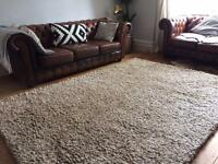 Quality contemporary wool rug. Must go!